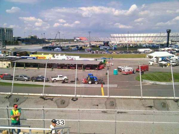 Dover International Speedway, Abschnitt: 133, Reihe: 14, Platz: 9