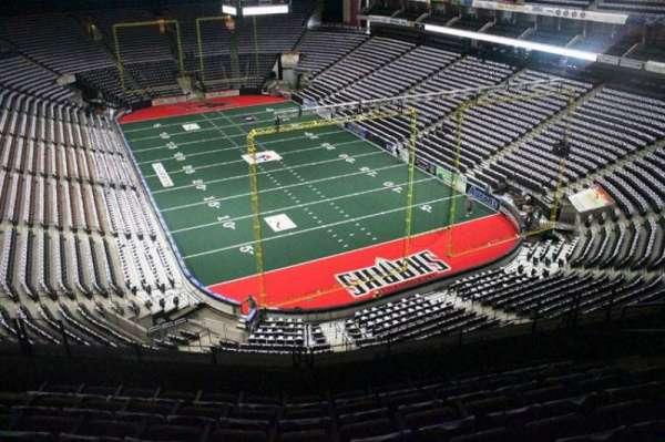VyStar Veterans Memorial Arena, Abschnitt: 314, Reihe: F, Platz: 6