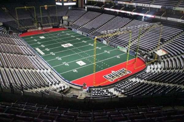 VyStar Veterans Memorial Arena, Abschnitt: 315, Reihe: F, Platz: 7