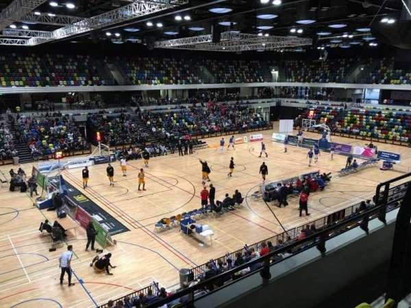 Copper Box Arena, Abschnitt: 205, Reihe: 13, Platz: 125