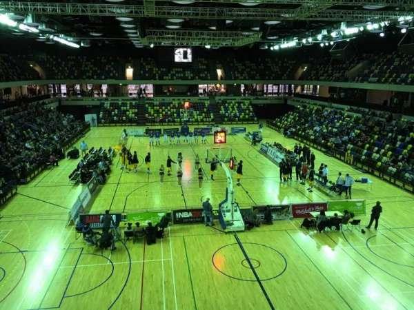 Copper Box Arena, Abschnitt: 208, Reihe: 13, Platz: 64