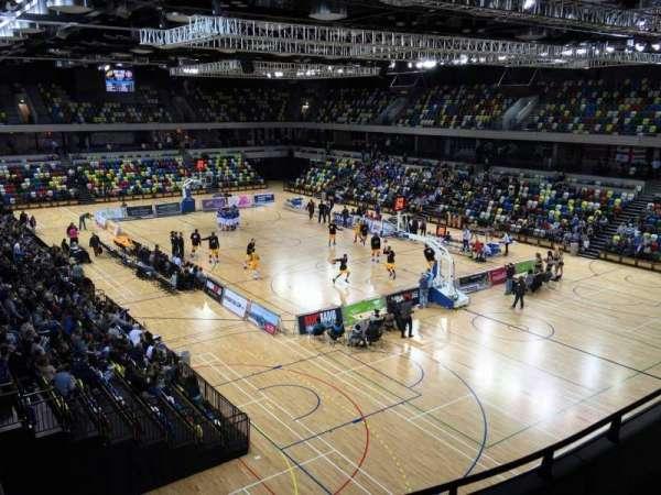 Copper Box Arena, Abschnitt: 209, Reihe: 15, Platz: 99