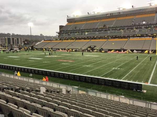 Tim Hortons Field, Abschnitt: 112, Reihe: 15, Platz: 213