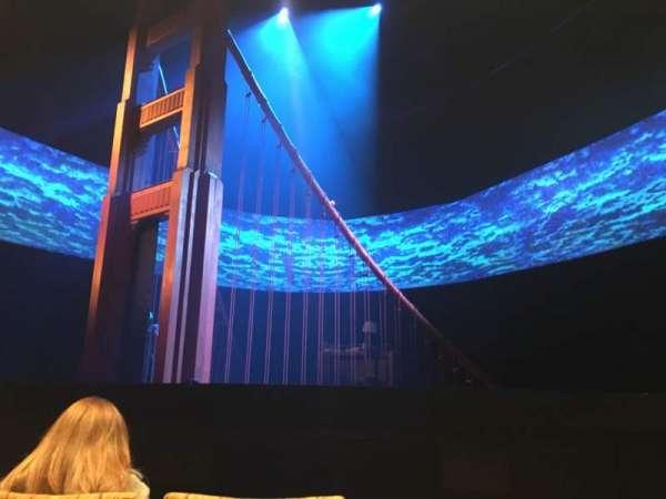 Suzanne Roberts Theatre, Abschnitt: Orch C, Reihe: C, Platz: 9