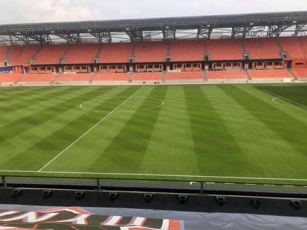 BBVA Compass Stadium , Abschnitt: PC2