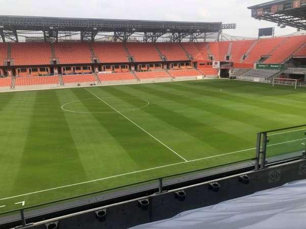 BBVA Compass Stadium , Abschnitt: PC5