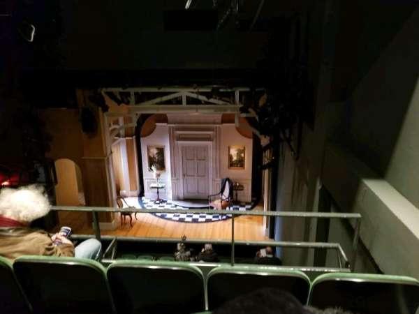 The Irish Repertory Theater, Abschnitt: Balcony, Reihe: C, Platz: 107