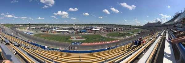 Kentucky Speedway, Abschnitt: 4L, Reihe: 27, Platz: 15
