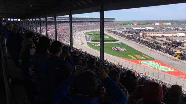 Texas Motor Speedway, Abschnitt: PU131, Reihe: 62, Platz: 2