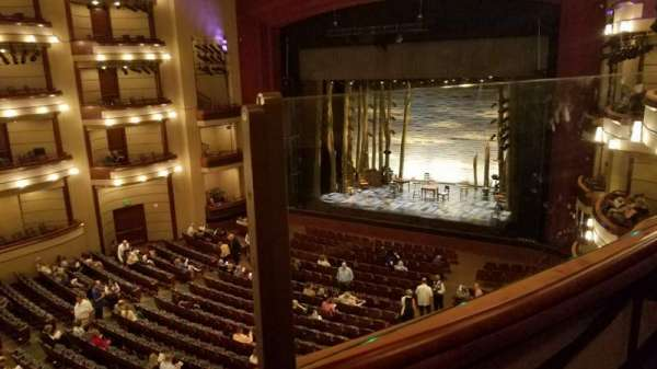 Ziff Ballet Opera House at the Arsht Center, Abschnitt: 2 Tier Right, Reihe: A, Platz: 28