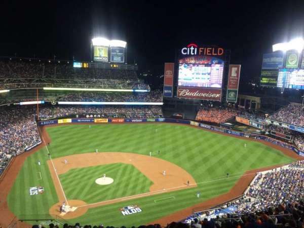 Citi Field, Abschnitt: 510, Reihe: 14, Platz: 8