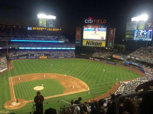 Citi Field, Abschnitt: 510, Reihe: 8, Platz: 2