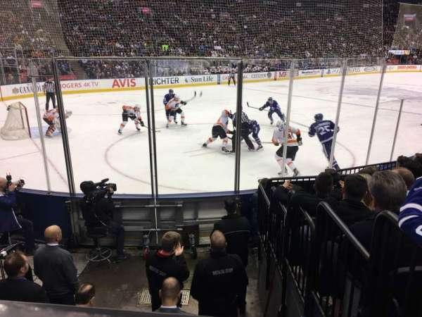 Scotiabank Arena, Abschnitt: 111, Reihe: 9, Platz: 5