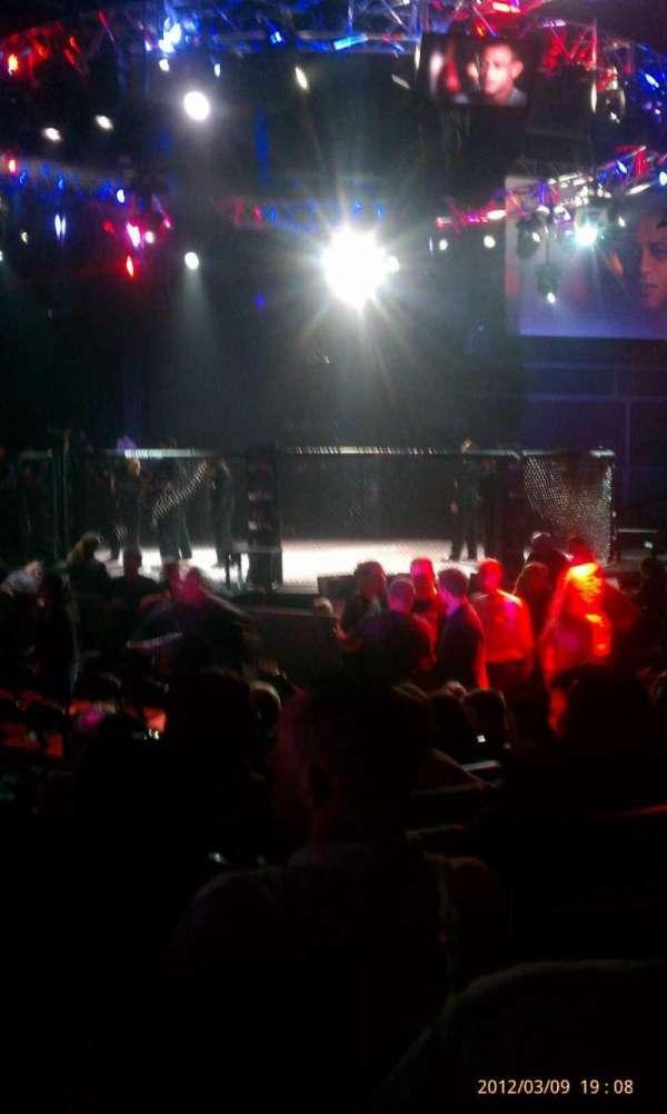 The Venue at Horseshoe Casino (Hammond), Abschnitt: 205, Reihe: H, Platz: 15