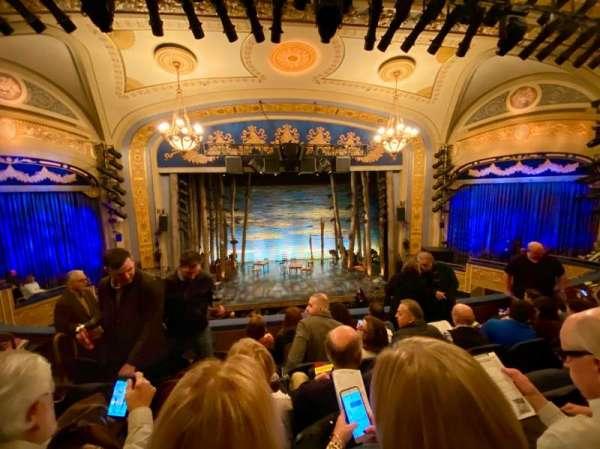 Gerald Schoenfeld Theatre, Abschnitt: Mezzanine C, Reihe: E, Platz: 105