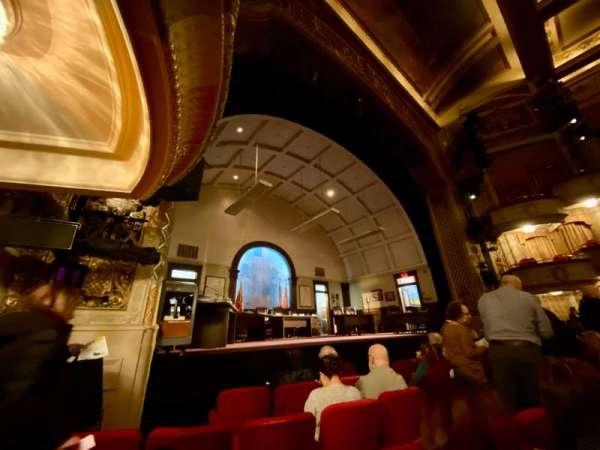 Cort Theatre, Abschnitt: Orchestra L, Reihe: D, Platz: 11
