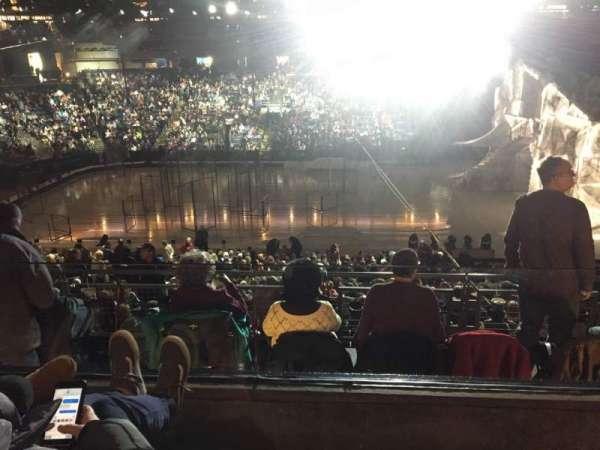 Nationwide Arena, Abschnitt: C4, Reihe: B, Platz: 4