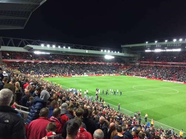 Anfield, Abschnitt: L16, Reihe: 36, Platz: 0215