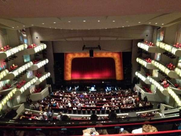 Kauffman Center for Performing Arts, Abschnitt: 3, Reihe: GZ, Platz: 117