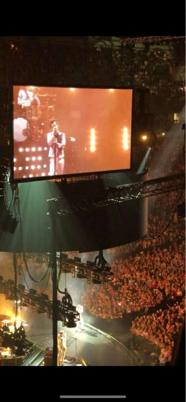 Scotiabank Arena, Abschnitt: 312, Reihe: 3, Platz: 25