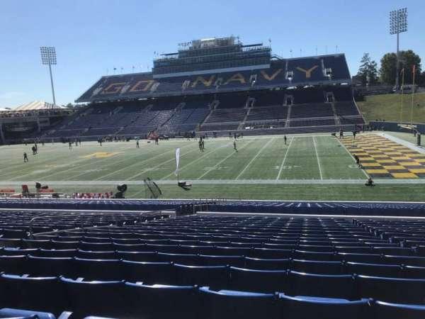 Navy-Marine Corps Memorial Stadium, Abschnitt: 26, Reihe: 19, Platz: 22