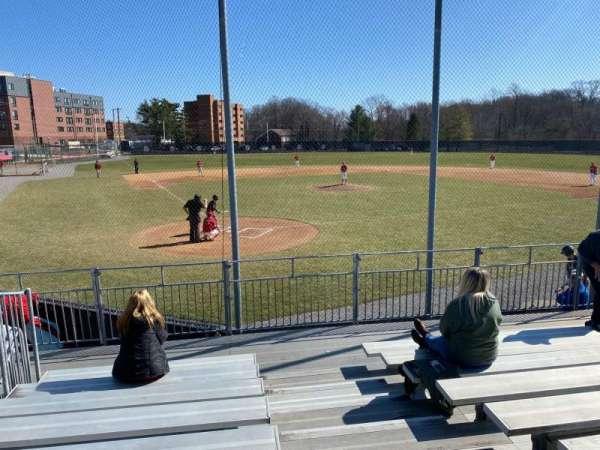 Soldier Field (Dover), Abschnitt: GA, Reihe: GA, Platz: GA