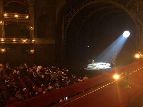 Lyric Theatre, Abschnitt: Dress Circle R, Reihe: A, Platz: 26