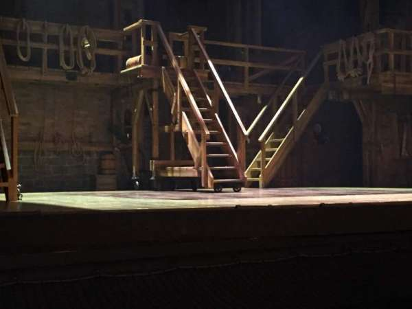 Orpheum Theatre (Minneapolis), Abschnitt: Main Floor 3, Reihe: C, Platz: 11