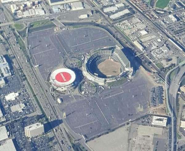 Oakland Alameda Coliseum
