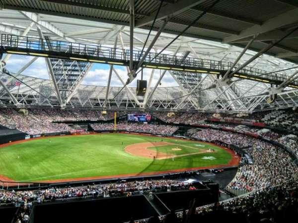 London Stadium, Abschnitt: 254, Reihe: 46, Platz: 785