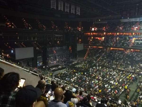 Capital One Arena, Abschnitt: 201, Reihe: L, Platz: 10