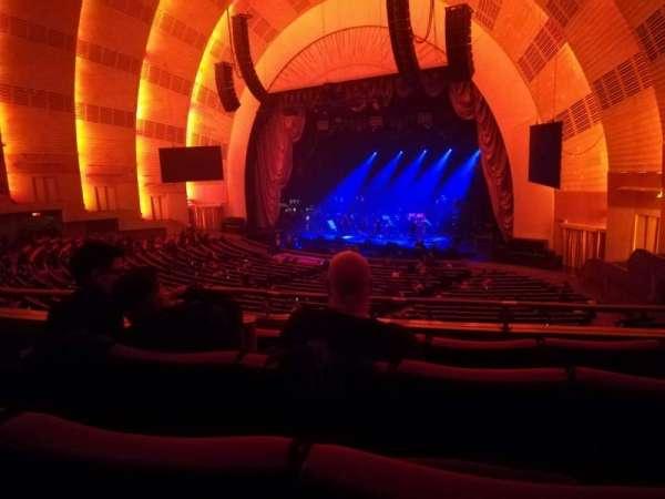 Radio City Music Hall, Abschnitt: 1st Mezzanine 1, Reihe: B, Platz: 101