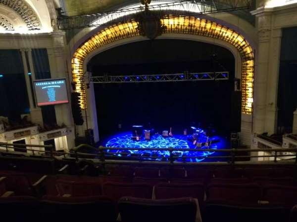 Orpheum Theatre (Boston), Abschnitt: BALC, Reihe: H, Platz: 108