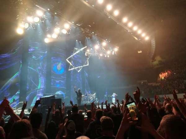 Hampton Coliseum, Abschnitt: Floor A, Reihe: 6, Platz: 17