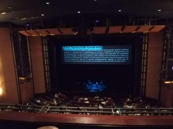 The Kennedy Center Eisenhower Theater, Abschnitt: Balcony, Reihe: C, Platz: 103