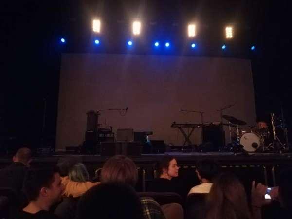 Hippodrome Theatre, Abschnitt: CORCH, Reihe: C, Platz: 104