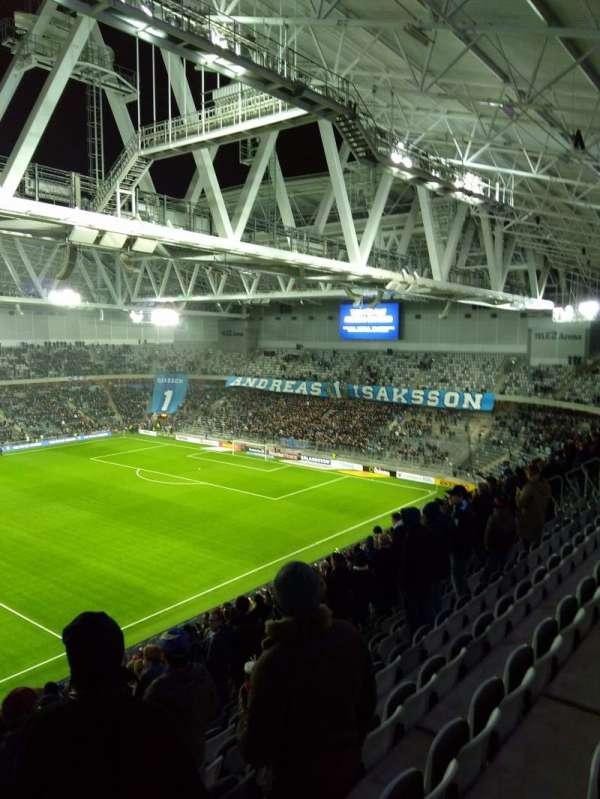 Tele2 arena, Abschnitt: 306, Reihe: 19, Platz: 257