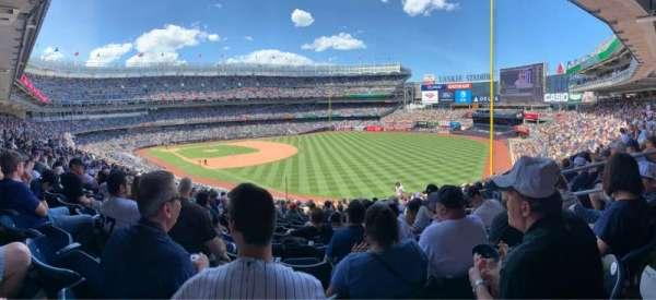 Yankee Stadium, Abschnitt: 210, Reihe: 16, Platz: 6