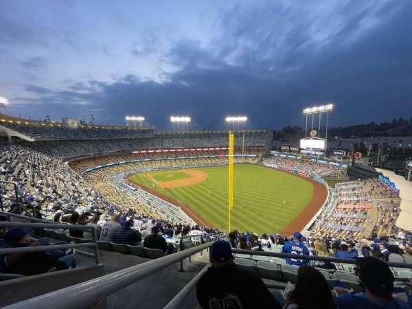 Dodger Stadium, Bereich: 50RS, Reihe: CC, Platz: 16