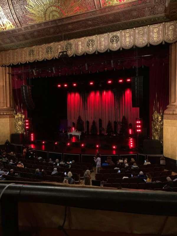 Beacon Theatre, Abschnitt: Loge 2, Reihe: A, Platz: 22