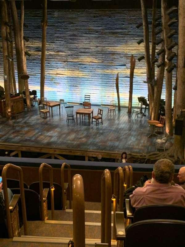 Gerald Schoenfeld Theatre, Abschnitt: Mezzanine R, Reihe: G, Platz: 2-4