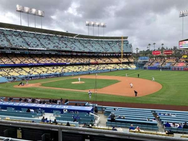 Dodger Stadium, Bereich: 140LG, Reihe: C, Platz: 8
