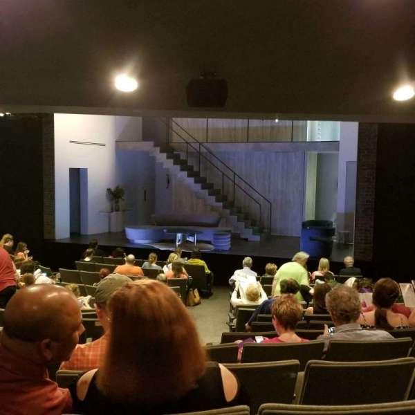 Laura Pels Theatre, Abschnitt: Orch, Reihe: Q, Platz: 6