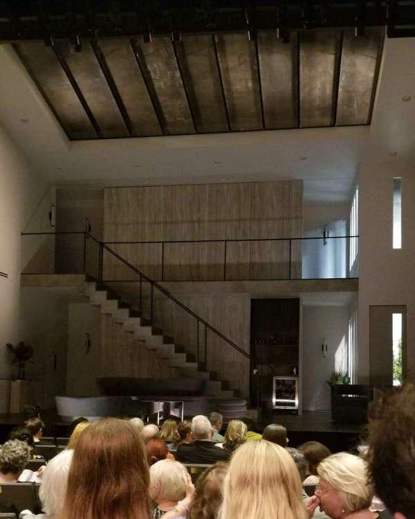 Laura Pels Theatre, Abschnitt: Orch, Reihe: J, Platz: 104