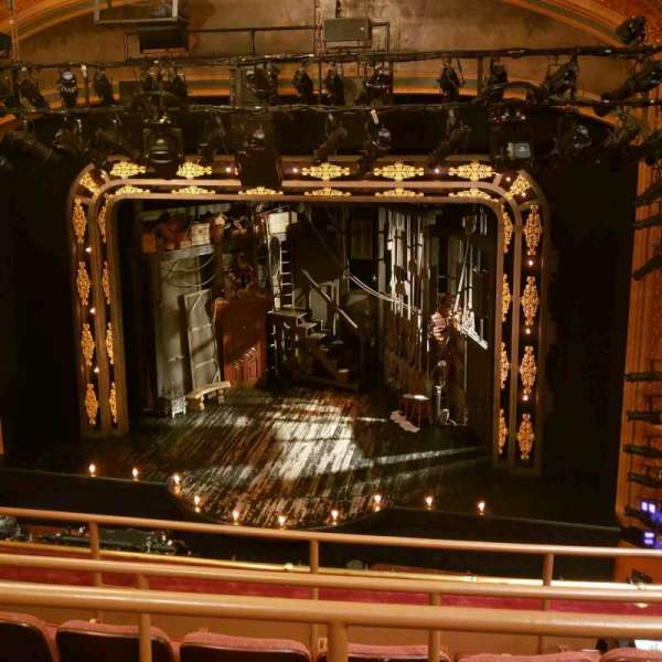 American Airlines Theatre, Abschnitt: Mezz, Reihe: D, Platz: 104