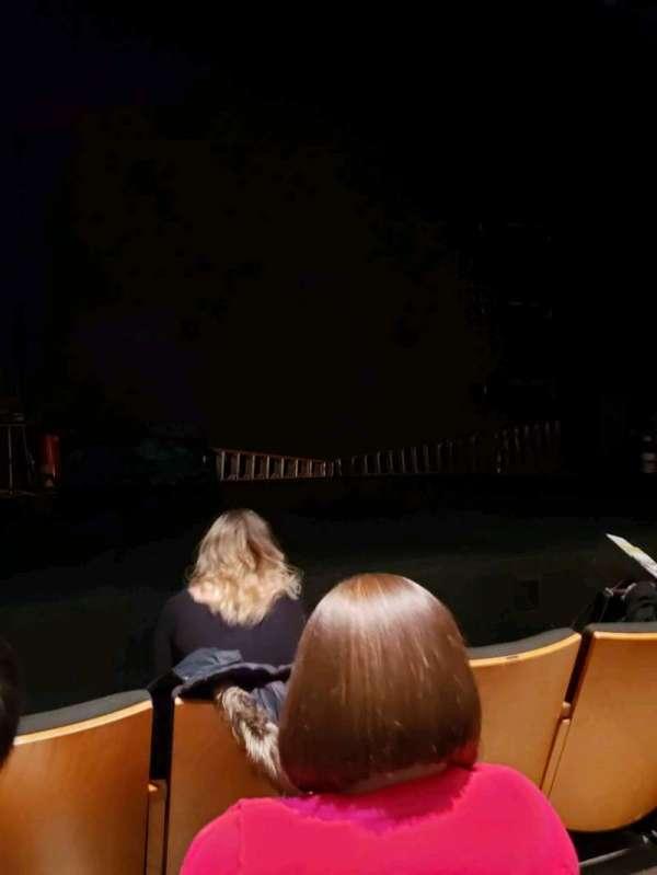 The Irene Diamond Stage at The Pershing Square Signature Center, Abschnitt: Orch, Reihe: C, Platz: 103