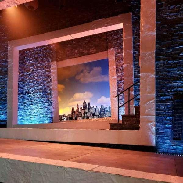Tony Kiser Theatre, Abschnitt: Orch, Reihe: A, Platz: 111