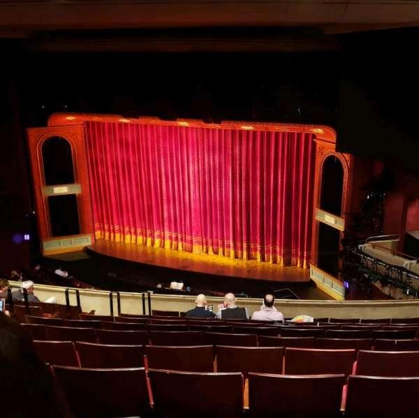 Marquis Theatre, Abschnitt: Mezz, Reihe: K, Platz: 18