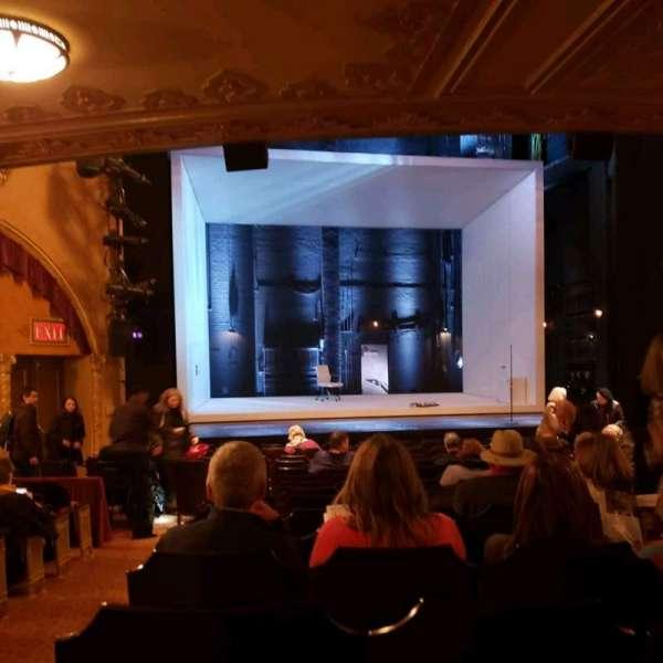 John Golden Theatre, Abschnitt: Orch, Reihe: Q, Platz: 118
