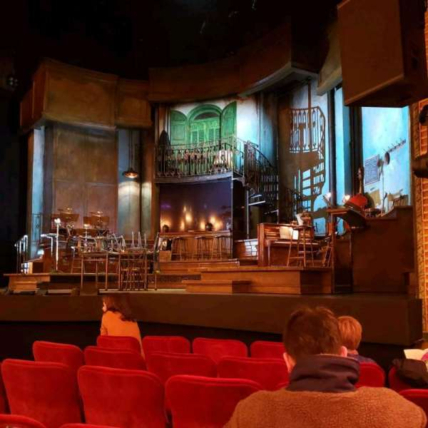 Walter Kerr Theatre, Abschnitt: Orch, Reihe: G, Platz: 8